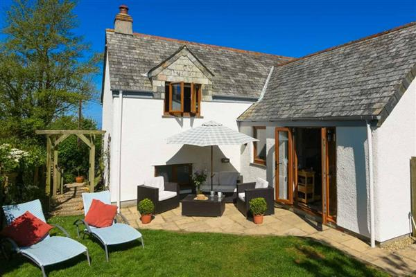 Barn Cottage, Rosecare in Crackington Haven, North Cornwall
