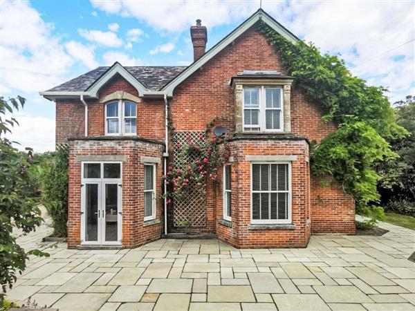 Blashford Manor Farm House, Blashford in Hampshire