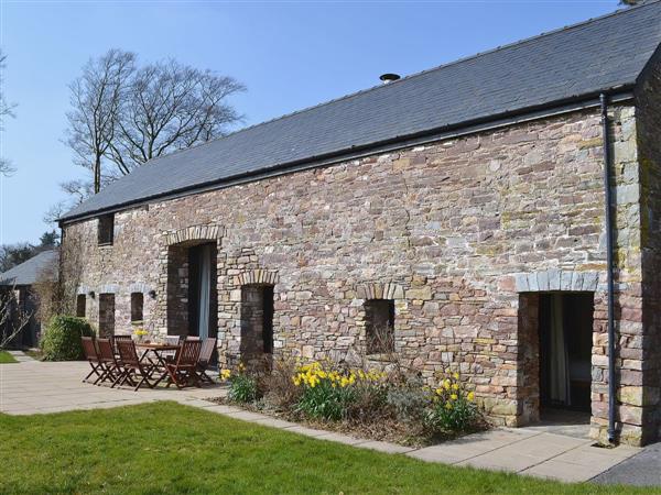 Cennen Cottages at Blaenllynnant, Ysgubor Fawr in Dyfed
