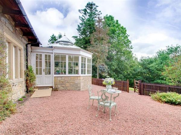 Dower House, Eslington Park in Northumberland