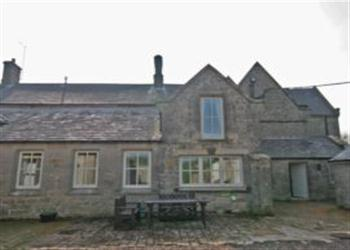 Granary Cottage, Whittingham (VB Gold Award) in Northumberland