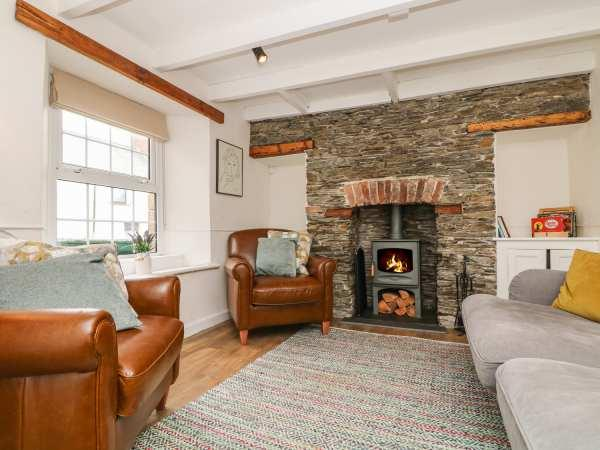 Gwent Cottage, Near Padstow in Cornwall