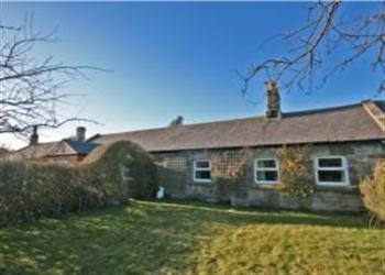 Hollybush Cottage, Christon Bank in Northumberland