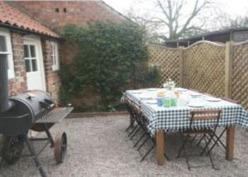 Horseshoe Cottage, Nordham in North Humberside