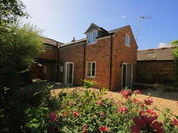 Lavender Cottage, Brailes in Warwickshire