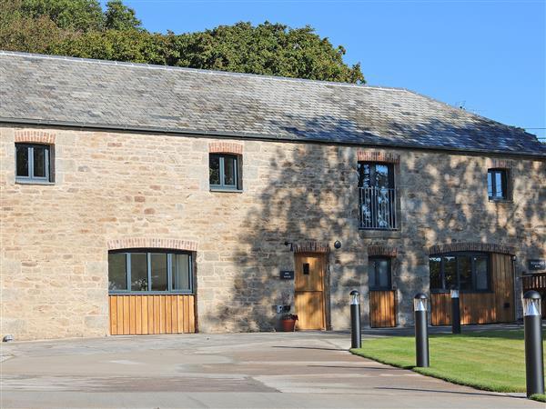 Mill House, Boskensoe Barns in Cornwall
