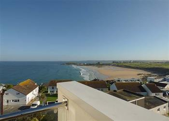 Penthouse Flat, Pentire Point from Sykes Holiday Cottages