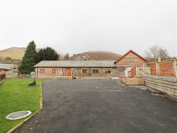 Rhianwen, Plas Moelfre Hall Barns in Powys