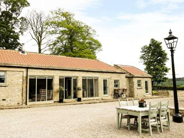 The Cartshed, Sedbury Park Farm from Sykes Holiday Cottages