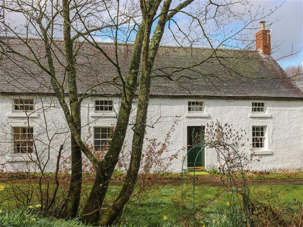 The Cottage, Polwarth Crofts in Berwickshire