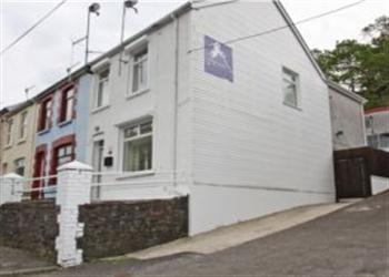 Whites Level House, Glyncorrwg in West Glamorgan