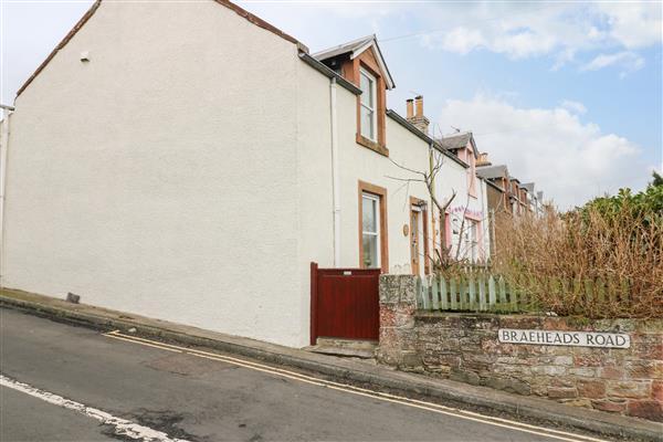 1 Blinkbonny Cottages in Roxburghshire