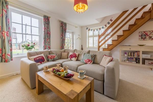 1 Dix Cottages from Norfolk Hideaways