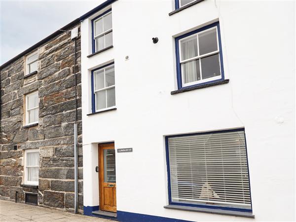 1 Lombard Street in Gwynedd