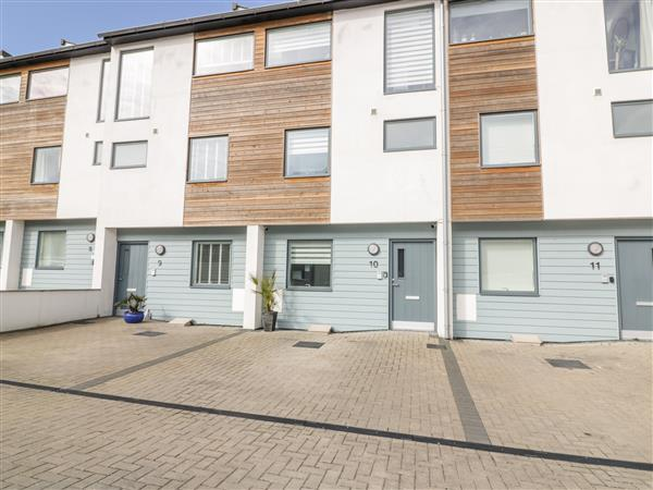 10 Quay Court in Newquay, Cornwall