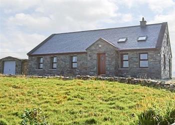 118 Cleggan Cottage in Galway