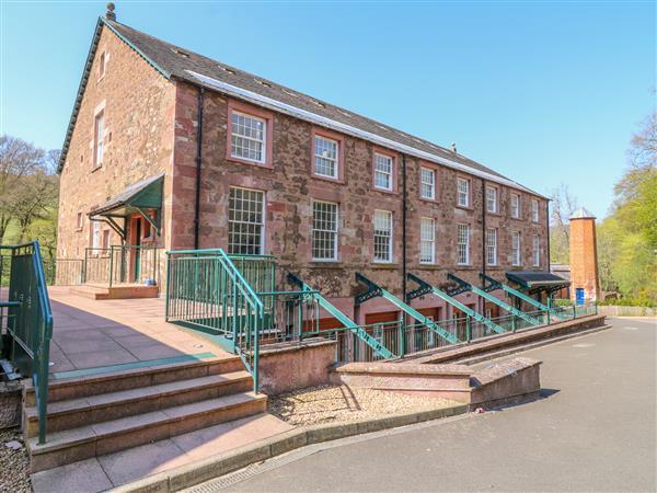 12 Keathbank Court in Perthshire