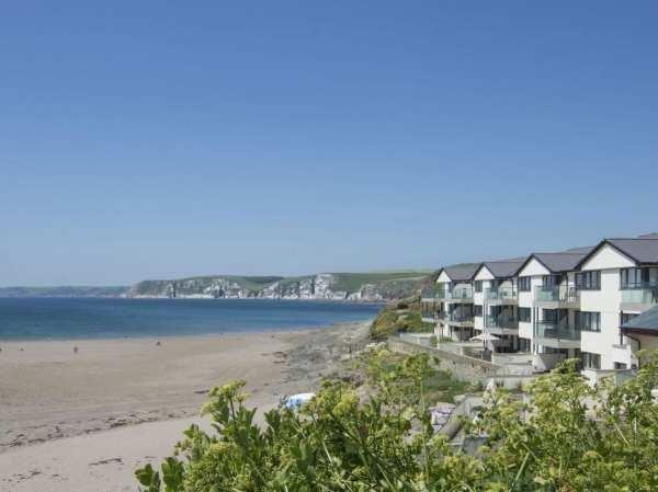 14 Burgh Island in Devon