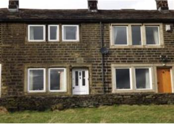 Moorside Cottage in West Yorkshire