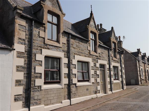 18b New Street, Portknockie