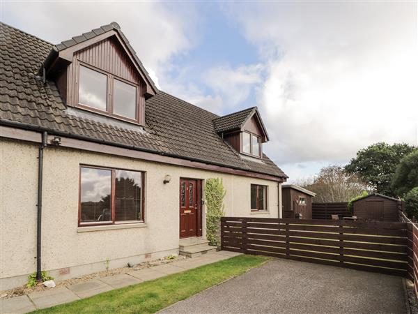 2 Braeview, Wester Balblair near Beauly