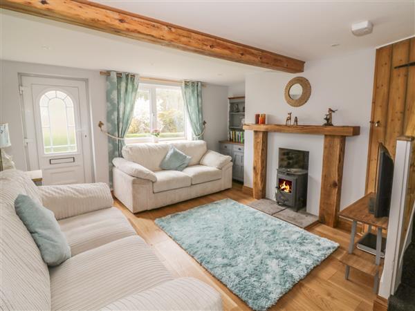 2 Hillside Cottages in Suffolk