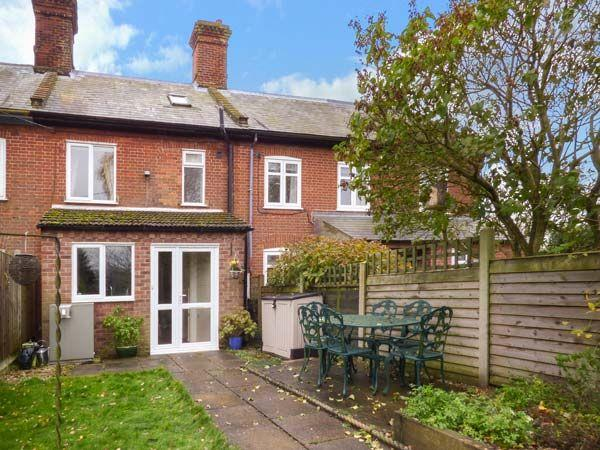 2 Home Farm Cottages in Norfolk