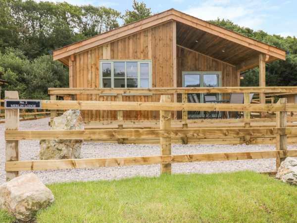 2 Merlin Lodge in Cornwall