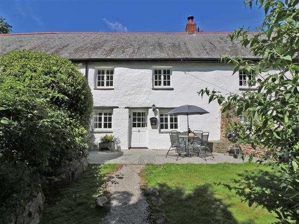 2 Rose Cottages in Cornwall