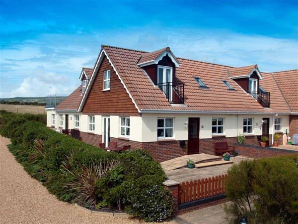 2 Seabreeze Cottages in Isle of Wight
