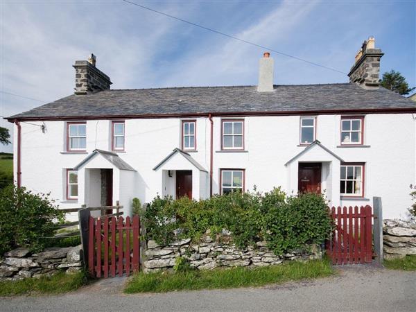 2 Siloam Cottage in Gwynedd
