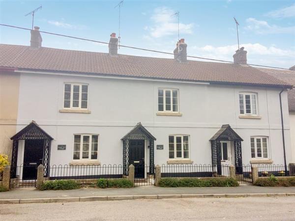 2 Skaigh View Cottages in Devon