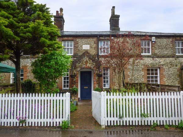 2 Station Cottages in Norfolk