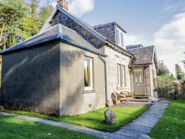 2 Station Cottages in Perthshire