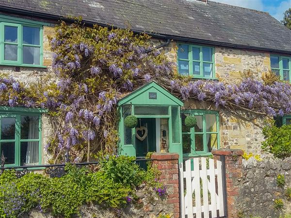2 Wisteria Cottages in Somerset