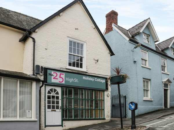 25 High Street in Shropshire