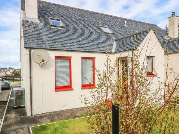 25 Langlands Terrace in Ross-Shire