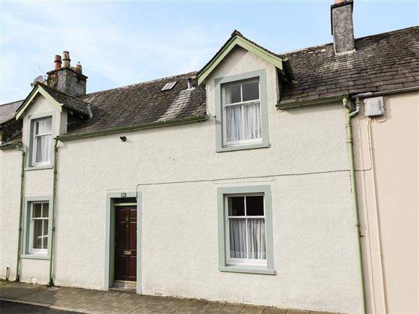 27-29 St. Marys Place in Kirkcudbrightshire