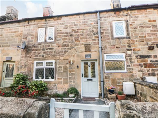 3 Brookside Cottages in Derbyshire