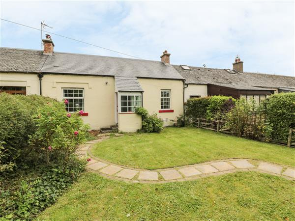 3 Burnside Cottages in West Lothian