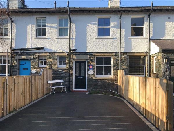 3 Catherine Cottages in Cumbria