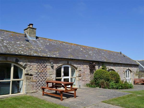 3 Courtyard Cottages in Northumberland