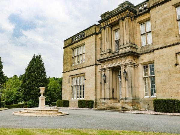 3 Eshton Hall in North Yorkshire