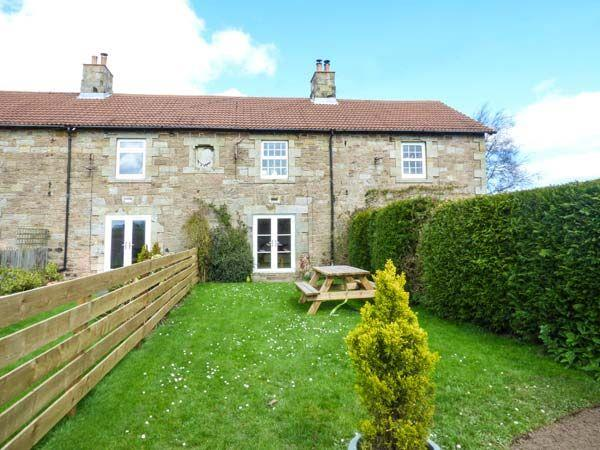 3 Kentstone Farm Cottages in Northumberland