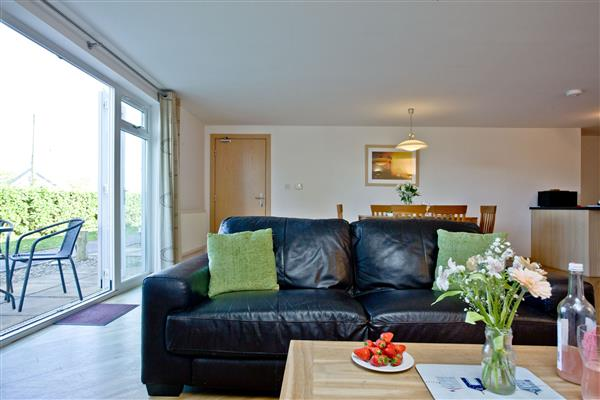 3 Red Rock Apartments in Dawlish Warren, Devon