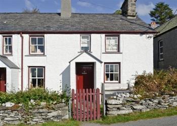 3 Siloam Cottage in Gwynedd
