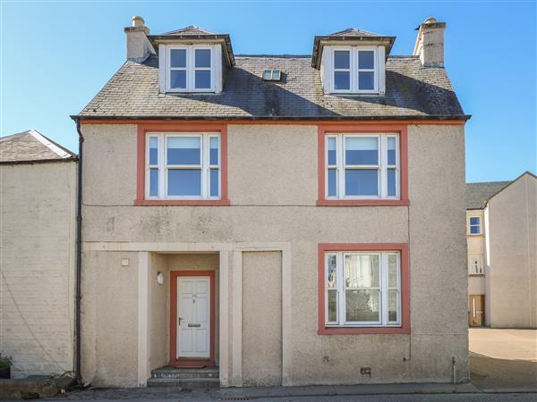 30 Bowmont Street in Roxburghshire