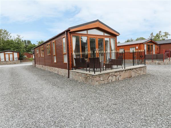 32 Cruachan Lodge in Perthshire
