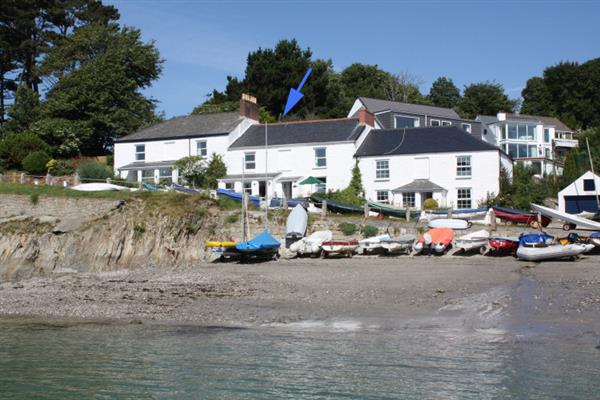 4 Coastguard Cottage from Toad Hall Cottages