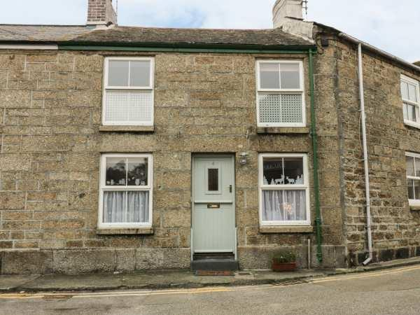 4 Tolcarne Terrace in Cornwall